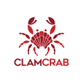 Clam Crab  logo