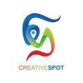 Creative Spot  logo