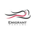 移民的香水Logo