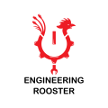 工程公雞Logo
