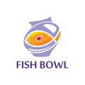 魚缸Logo