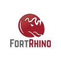 Fort Rhino  logo