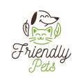 Friendly Pets  logo
