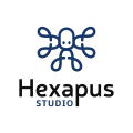Hexapus Studio  logo
