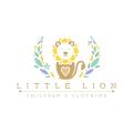 Little Lion Children Clothing  logo