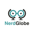 書呆子全球Logo