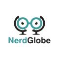 Nerd Globe  logo