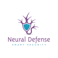 神經防禦Logo