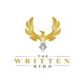 The Written Bird  logo