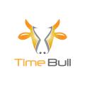 Time Bull  logo