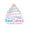糕點店Logo