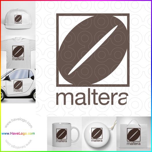 咖啡豆logo設計 - ID:17455