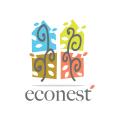 econest  logo
