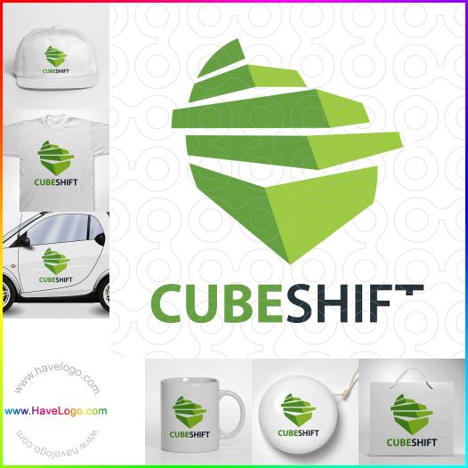 綠色的logo設計 - ID:52816