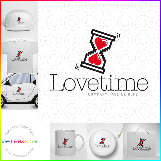 時間logo設計 - ID:17801