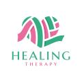 瑜伽服裝Logo