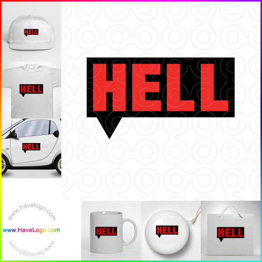 hell logo - ID:3