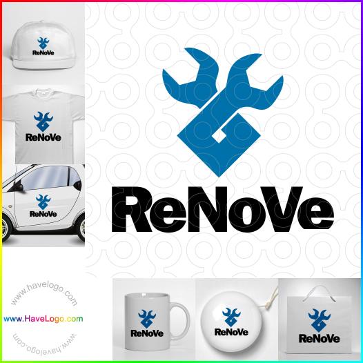 repair logo - ID:52760