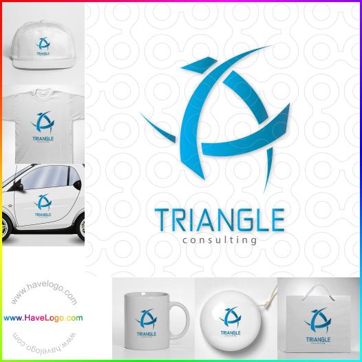 triangle logo - ID:59528