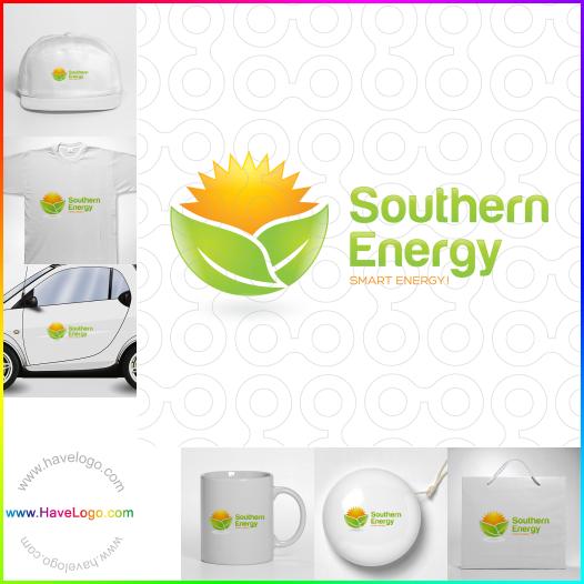 綠色能源logo設計 - ID:35177