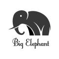 Big Elephant  logo