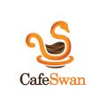 Cafe Swan  logo