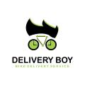 男孩送的Logo