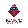 鑽石店Logo