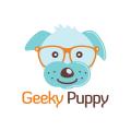 令人討厭的小狗Logo