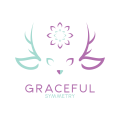 Graceful Symmetry  logo
