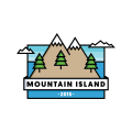 Mountain Island  logo