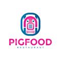 Pig Food  logo