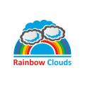彩虹雲Logo