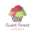 Sweet Forest  logo