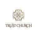 信任教會Logo