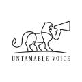 的聲音Logo