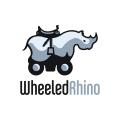 輪式犀牛logo