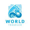 World Traveler  logo