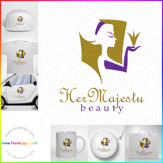 cosmetic products logo - ID:43085