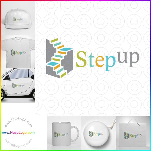 樓梯logo - ID:45825
