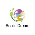 蝸牛的夢想Logo