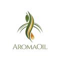 логотип для Ароматическое масло бесплатно