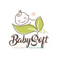 Baby Soft Eco Chic Boutique  logo