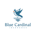 藍色的基本Logo