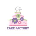 Cake Factory  logo