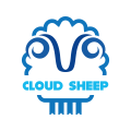 Cloud Sheep  logo