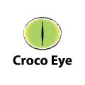 鱷魚的眼睛Logo