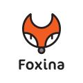 Foxina  logo