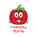 Happy Tom  logo