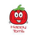 快樂的湯姆的Logo